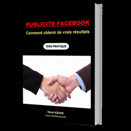 livre publicité facebook 400